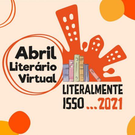 Abril Literário oferece contação de histórias, oficinas e Webinário